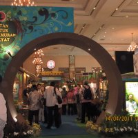 Indogreen Forestry expo April 2011