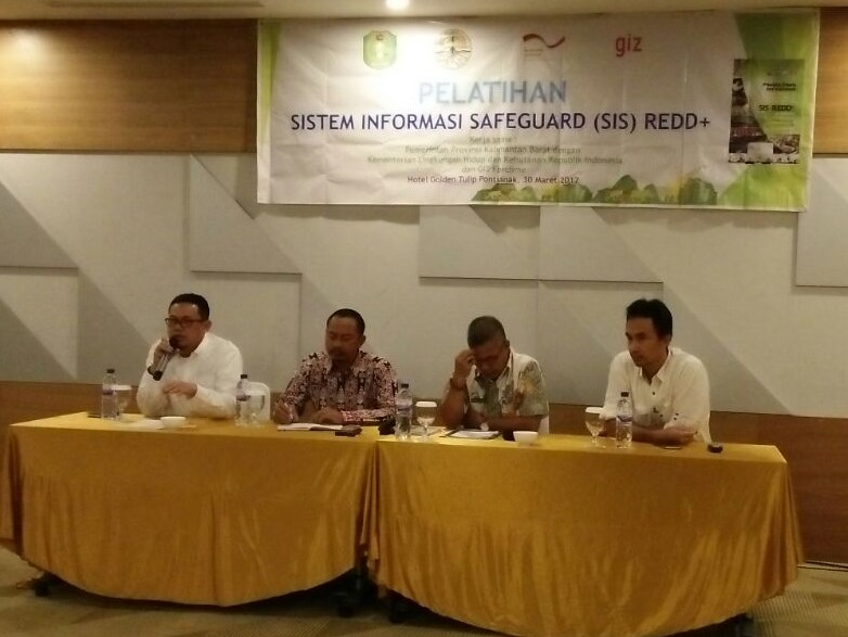 FORCLIME supports training on Safeguards Information System REDD+