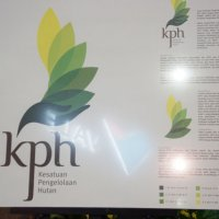 Winning KPH logo at Forestry expo 2015